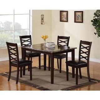 Classic Normandy 5-piece Dining Set