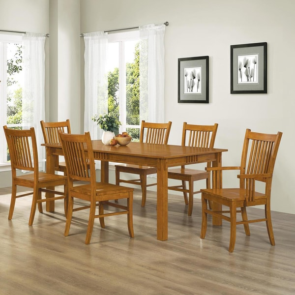 Caf Du Lux 7-piece Dining Set