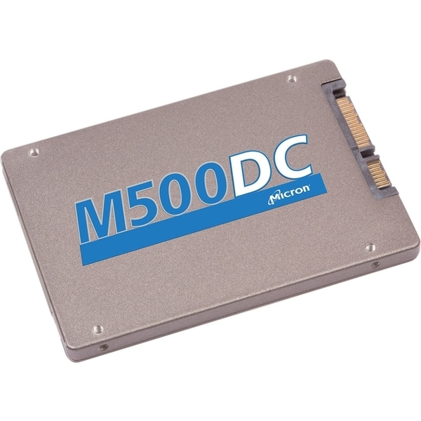"Crucial M500DC 480 GB 2.5"" Internal Solid State Drive"