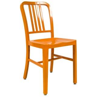 Alton Modern Orange Dining Chair
