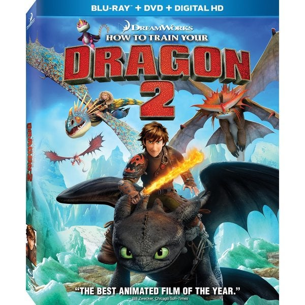 How To Train Your Dragon 2 (Blu-ray/DVD) 13888103
