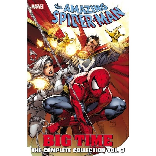 Spider-Man Big Time Complete Collection 3 (Paperback) 13888147