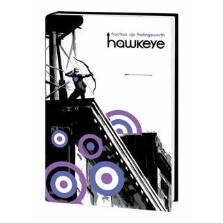 Hawkeye by Matt Fraction & David Aja Omnibus (Hardcover)
