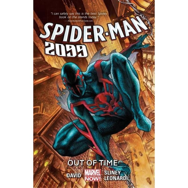Spider-Man 2099 1: Out of Time (Paperback) 13888252