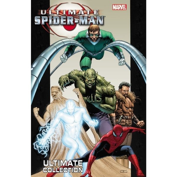 Ultimate Spider-Man Ultimate Collection 5 (Paperback) 13888279