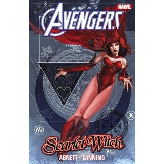 Avengers: Scarlet Witch (Paperback)