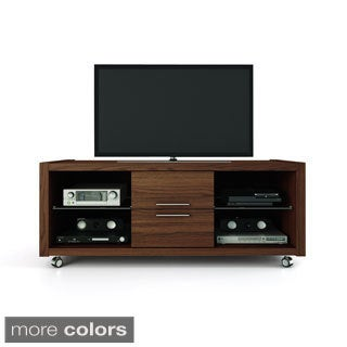 Manhattan Comfort Belvedere 2.0 TV Stand and Entertainment Center