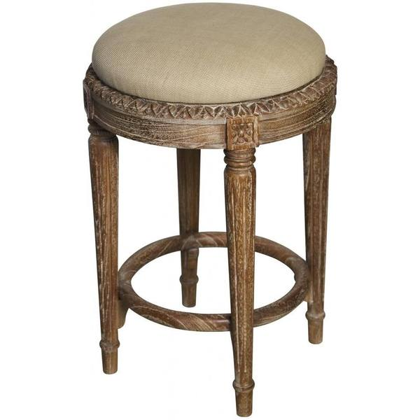 Ambrosia Rustic Counter Stool 16588398 Overstock Com
