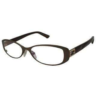 Fendi Readers Women's F899 Oval Reading Glasses