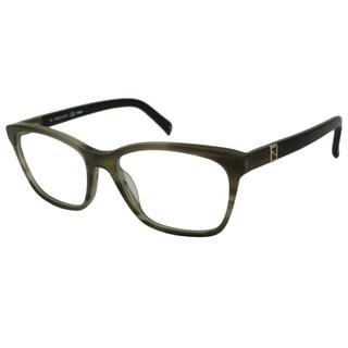 Fendi Readers Women's F1013 Rectangular Reading Glasses