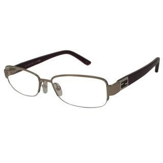Fendi Readers Women's F963 Rectangular Reading Glasses