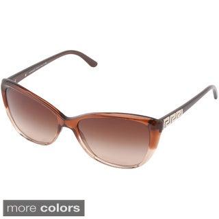 Versace Women's VE4264B Gradient Cateye Sunglasses