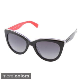 Dolce & Gabbana Women's DG4207 Gradient Cat-eye Sunglasses
