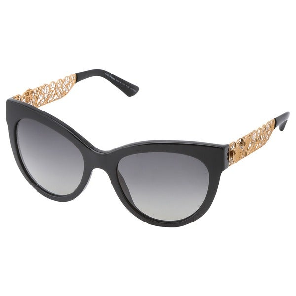 Dolce & Gabbana Women's DG4211 Cat-eye Gradient Sunglasses