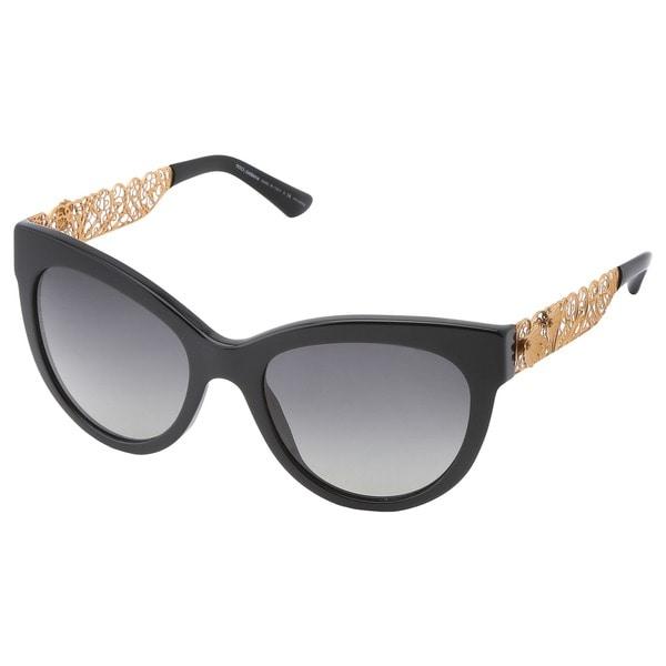 Dolce & Gabbana Women's DG4211 Cat-eye Gradient Sunglasses