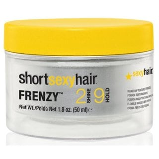 Sexy Hair Short Sexy Hair Frenzy Bulked Up 1.8-ounce Texture Pomade
