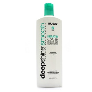Rusk Deep Shine Smooth Keratin Care 12-ounce Smoothing Conditioner