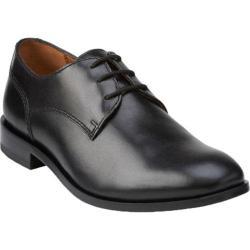 Men's Bostonian Vesey Walk Oxford Black Leather