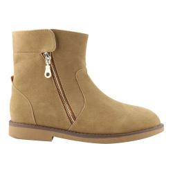 Women's L & C Marcy-26 Ankle Boot Camel