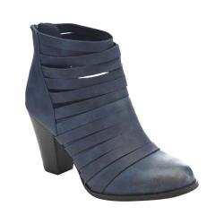 Women's L & C Urban-04 Bootie Navy