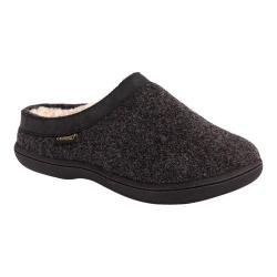 Women's Old Friend Curly Slipper Charcoal