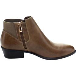 Women's Westbuitti Catorce-1 Taupe Ankle Bootie