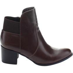 Women's Westbuitti Deirder-1 Ankle Bootie Brown