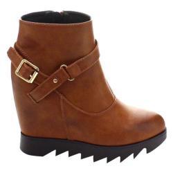 Women's Westbuitti Monte-2 Ankle Boot Camel