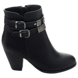Women's Westbuitti Raveny-1 Ankle Boot Black