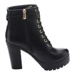 Women's Westbuitti Seattle-2 Ankle Boot Black