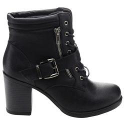 Women's Westbuitti Tanya-1 Ankle Boot Black