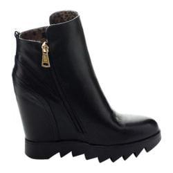 Women's Westbuitti Texas-1 Ankle Boot Black