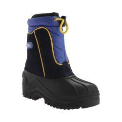 Children's totes Snow Drift Waterproof Snow Boot Black/Royal