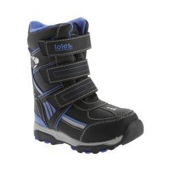 Children's totes Snowboard Waterproof Snow Boot Black/Royal