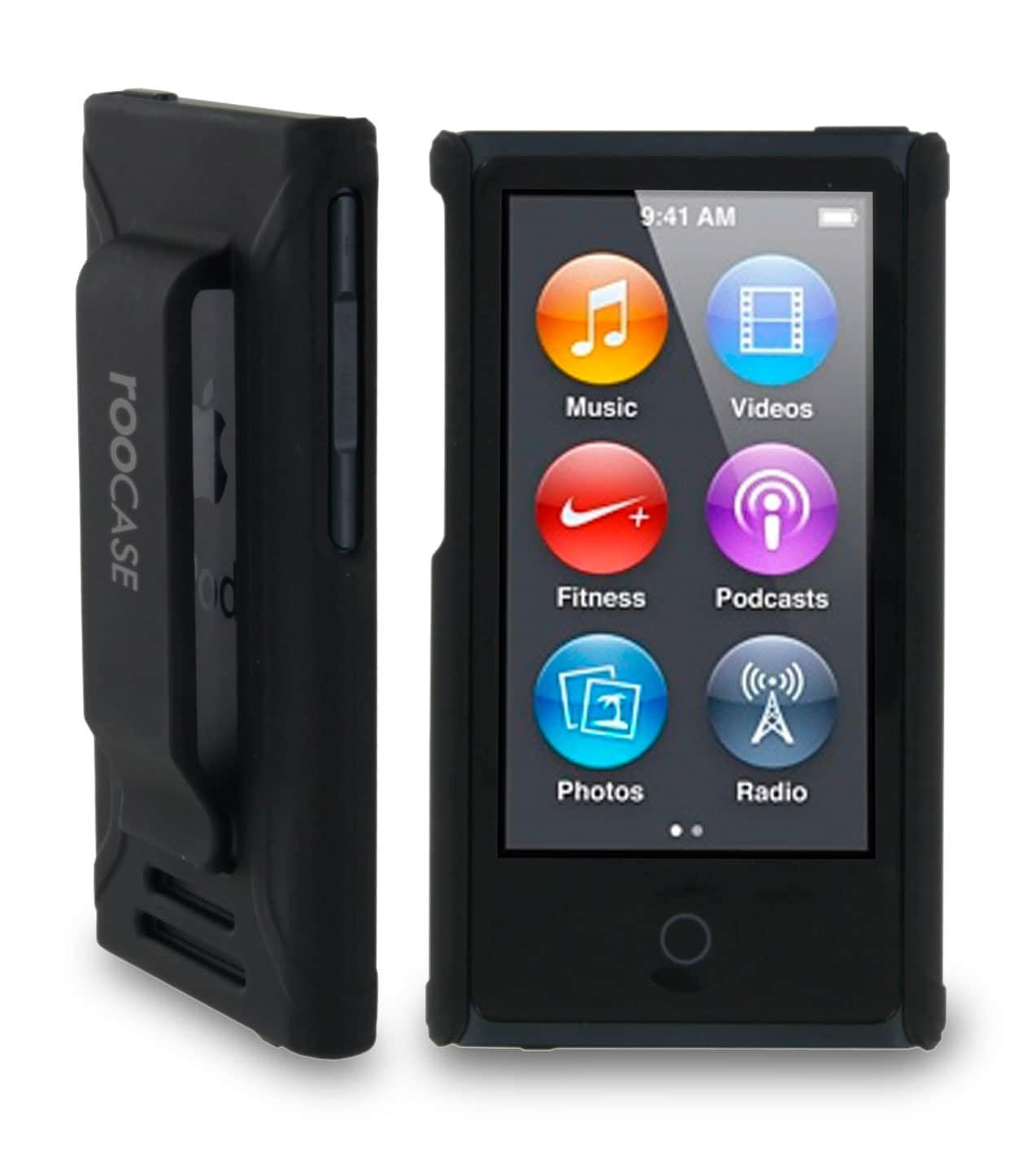 roocase Ultra Slim Case for Apple iPod Nano 7