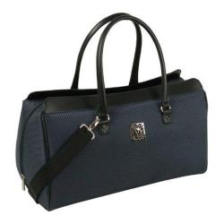 Women's Anne Klein Oslo Carry All Satchel Navy