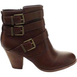 Women's Westbuitti Finny-1 Ankle Boot Brown