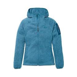 Women's High Sierra Funston Full Zip Hooded Jacket Lagoon Fleece