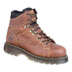 Dr. Martens Heritage Ironbridge ST 8 Tie Lace to Toe Boot Teak Industrial Trailblazer