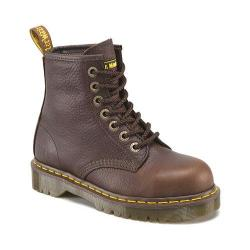 Dr. Martens Men's Icon 7 Eye Boot Bark Industrial Bear