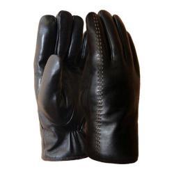 Men's Ricardo B.H. G-07 Premium Two-Tone Glove Black/Brown Trim
