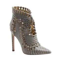 Women's Luichiny Stone Cold Bootie Beige Snake Leather