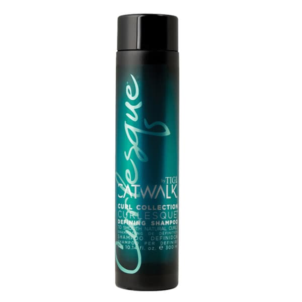 TIGI Catwalk Curl Collection Curlesque Defining 10.14-ounce Shampoo