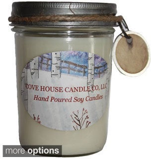 Twisted Peppermint Soy Container Candle