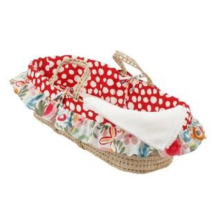 Cotton Tale Lizzie Moses Basket