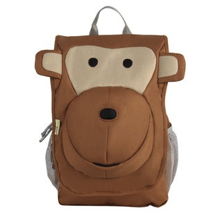 Kids Ecozoo Deluxe Monkey Backpack