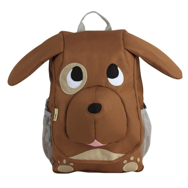 Kids Ecozoo Deluxe Puppy Backpack