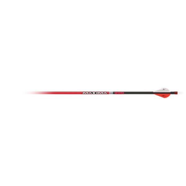 Carbon Express Maxima Red Arrow Shaft 12-pack