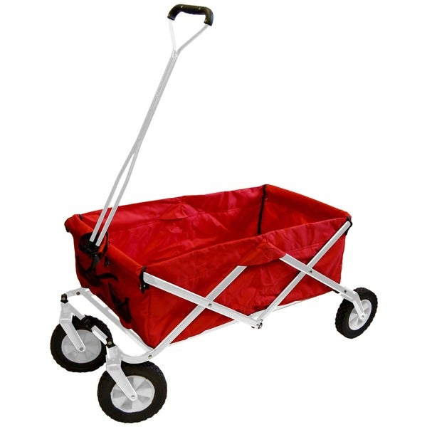 Original Red Folding Wagon