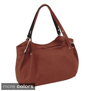 Parinda 'Arianna' Large Pleated Handbag